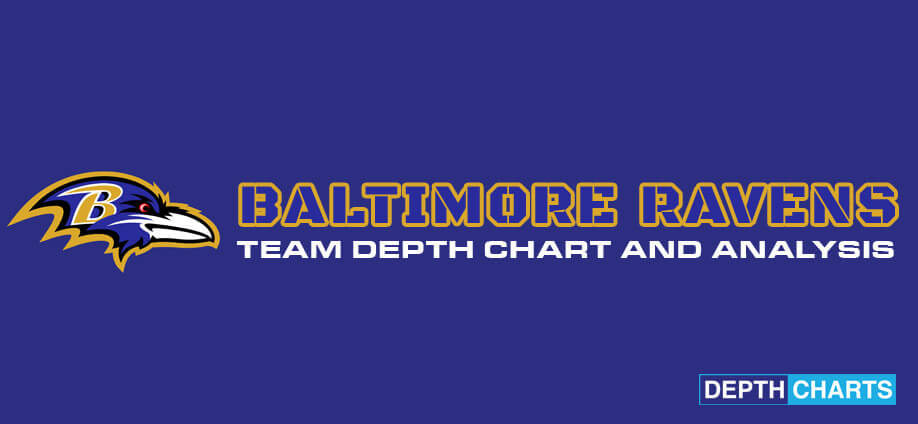 Baltimore Ravens Depth Chart Ysis