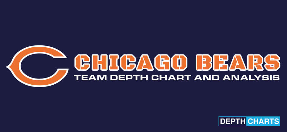 Chicago Bears 2020 Schedule.2019 2020 Chicago Bears Depth Chart Live