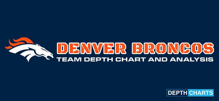 Denver Broncos Depth Chart Analysis