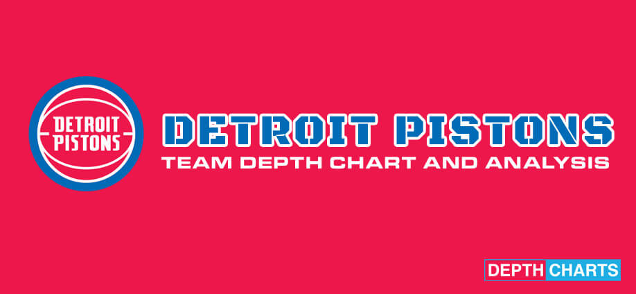 Detroit Pistons Depth Chart Analysis