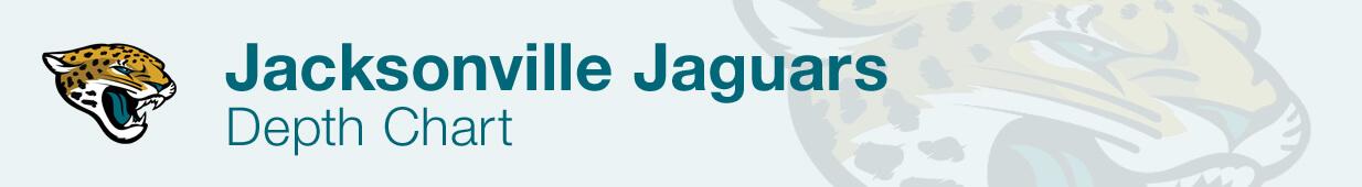 Jacksonville Jaguars Depth Chart