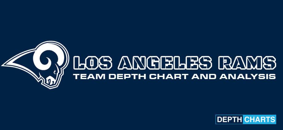 Los Angeles Rams Depth Chart Ysis