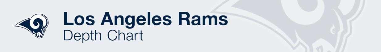 Los Angeles Rams Depth Chart