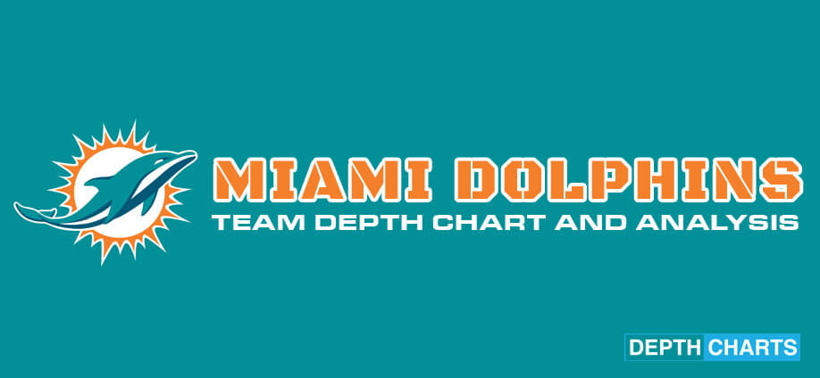 Miami Dolphins Depth Chart Analysis