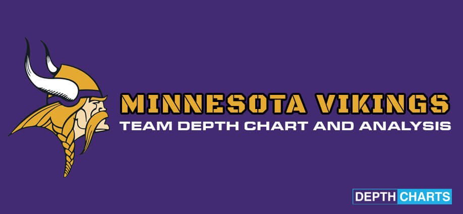 Minnesota Vikings Depth Chart Analysis