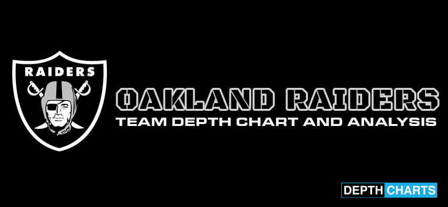 Oakland Raiders Depth Chart Analysis