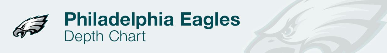 Philadelphia Eagles Depth Chart