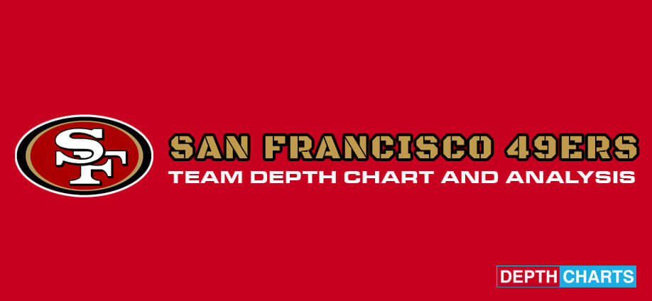 San Francisco 49ers Depth Chart Analysis