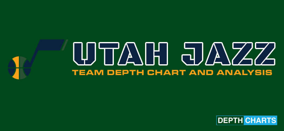 Utah Jazz Depth Chart Analysis
